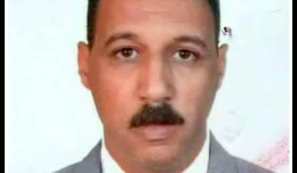 Le martyr Tayeb Aissaoui.