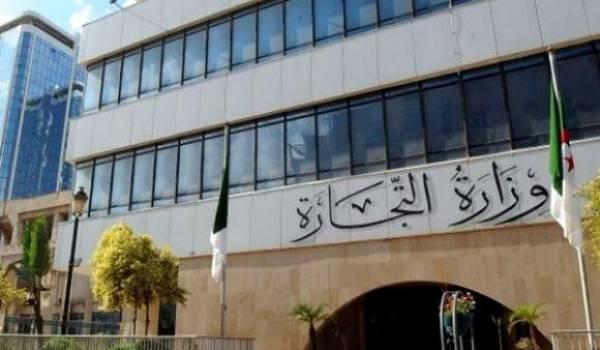 Seul le ministère du Commerce délivrera les licences d'importation