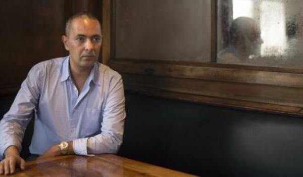 L'écrivain Kamel Daoud
