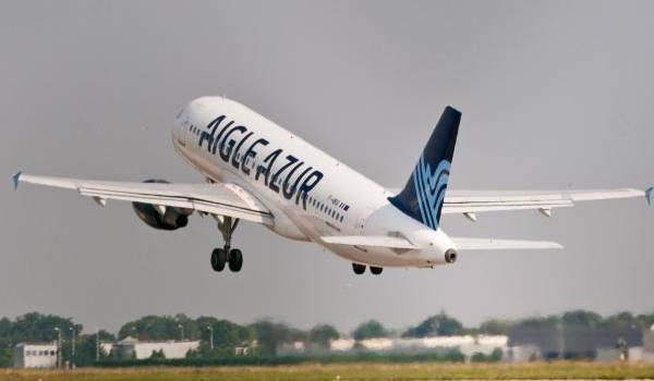 Aigle Azur rassure : pas de perturbations sur les vols de mardi !