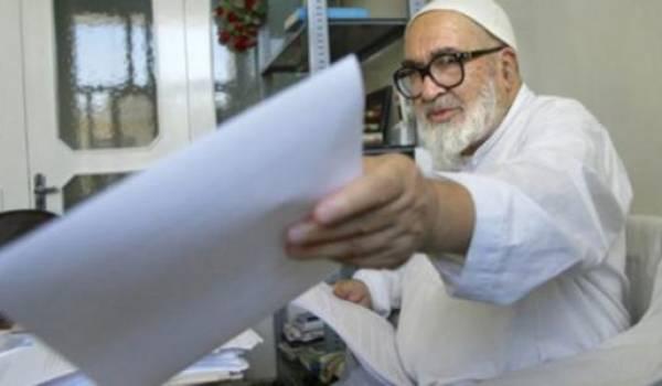 L'ayatollah Hossein-Ali Montazeri