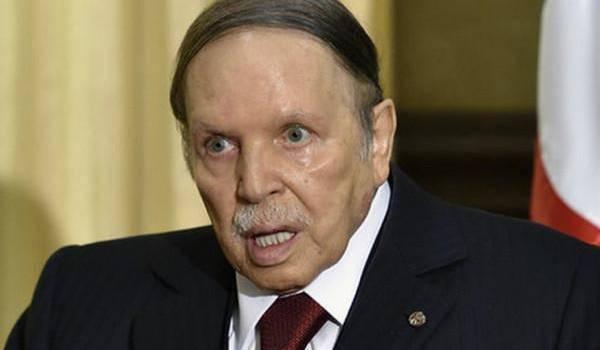 Bouteflika, l'émeutier en chef au sommet de l'Etat.