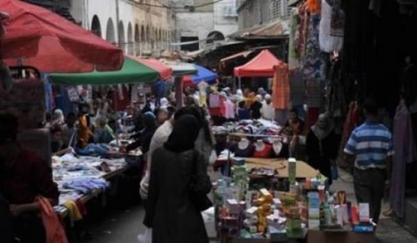 Les rues commerçantes seront vides le jour de l'Aid.