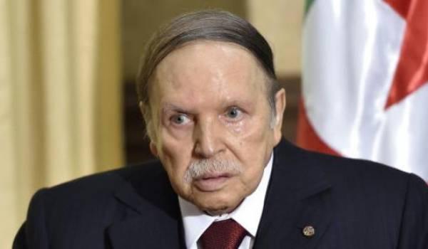 Abdelaziz Bouteflika et le système qu'il représente sont honnis par la population