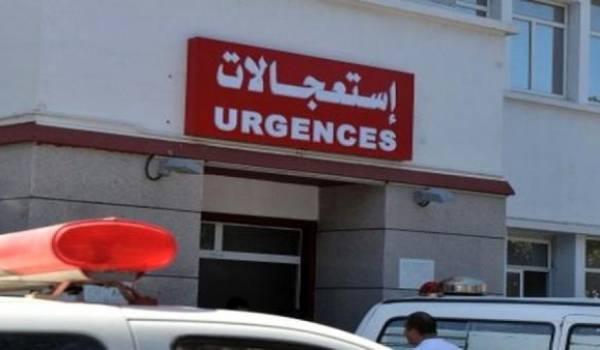 Tiaret : 110 personnes hospitalisées suite à une intoxication alimentaire