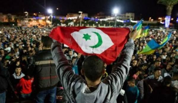 Les jeunes Rifains toujours vent debout contre le makhzen et ses soutiens.