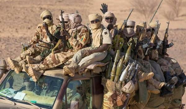 L'armée tchadienne sur le pied de guerre.