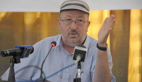 Abdelmadjid Sidi Said, l'inamovible chef de l'UGTA.