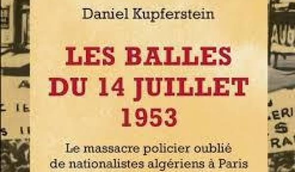 Le 14 juillet 1953 : sept Algériens abattus à Paris