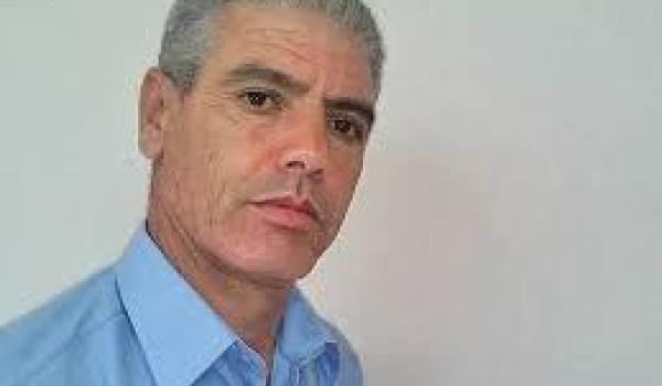Slimane Bouhafs croupit en prison pour ses opinions religieuses.