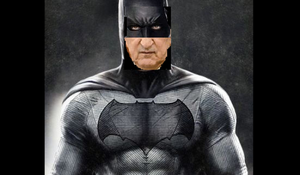 "Tebboune, le ""Batman"" national tente-t-on de nous faire croire !"