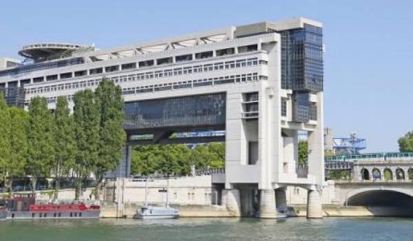 Le ministère des Finances.