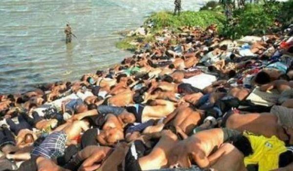 Nettoyage ethnique des rohingyas en Birmanie