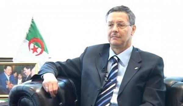Abdelkader Mesdoua. Photo APS