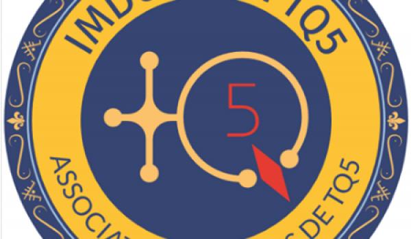 Logos de la TQ5 et de l'Association des amis de la TQ5