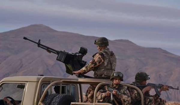 L'ANP passe au peigne fin les maquis de la wilaya de Tiaret.