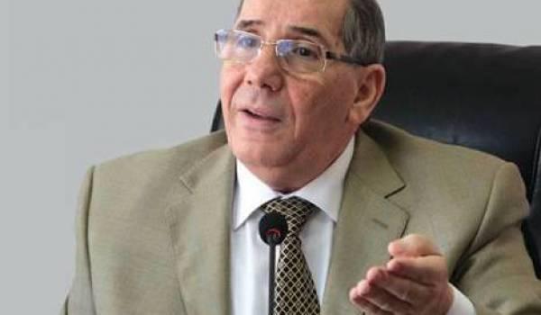 Noureddine Boukrouh