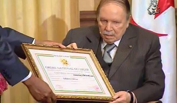 Un président malade, absent qui vit reclus dans une résidence ultra-secrète. Voilà l'Algérie de Bouteflika.