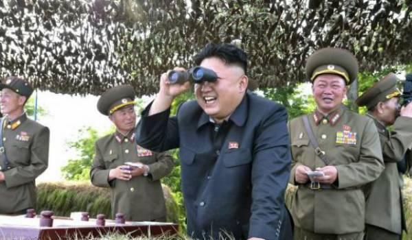 Kim Jong un, le dictateur conduit son pays d'une main d'acier.