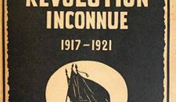 """""""La révolution inconnue"""""""