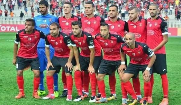 L'USM Alger