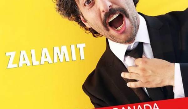 L'humoriste Fodil Assoul en tournée au Canada