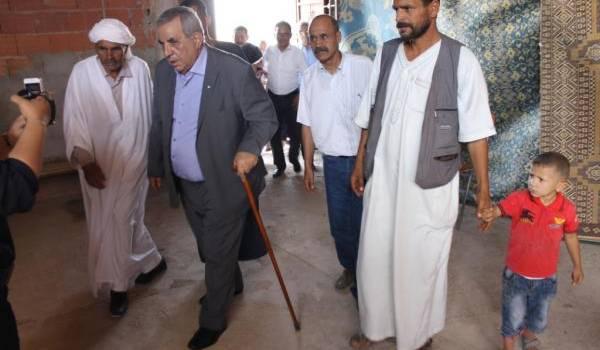 L'association des retraités de la Sûreté nationale à Nadhora