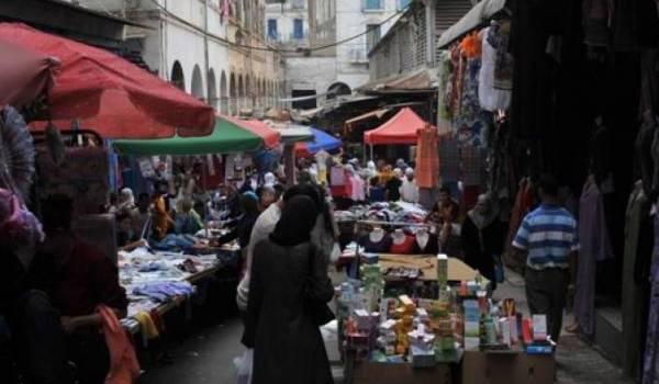 Le marché informel échappe aux règles économiques