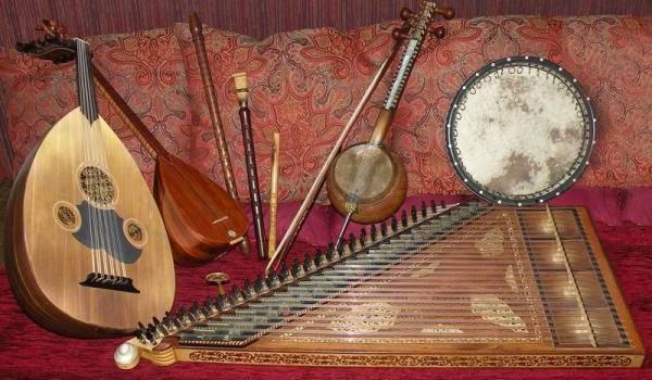 La musique arabe et la cage aux folles !