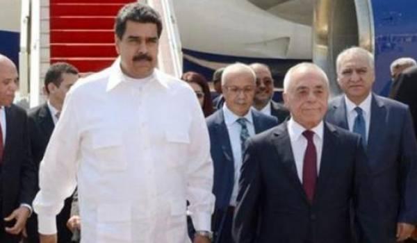 Nicolas Maduro repart seul.