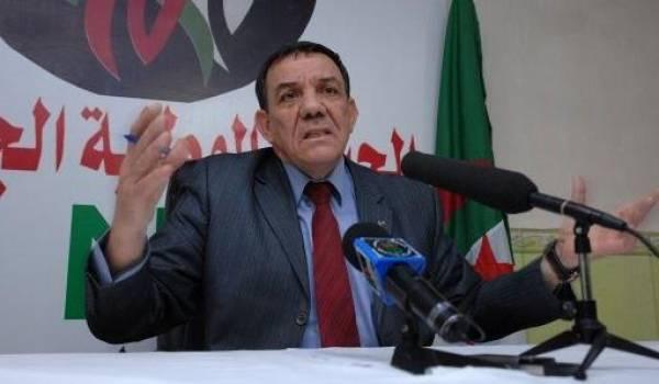 """""""On a payé pour avoir notre siège à l'assemblée"""", révèle Moussa Touati"""
