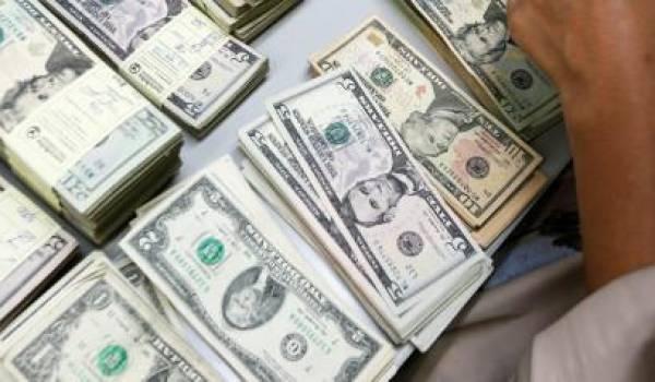 Les réserves de change de l'Algérie poursuivent leur baisse