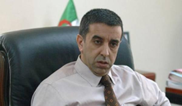 Ali Haddad, patron du FCE.