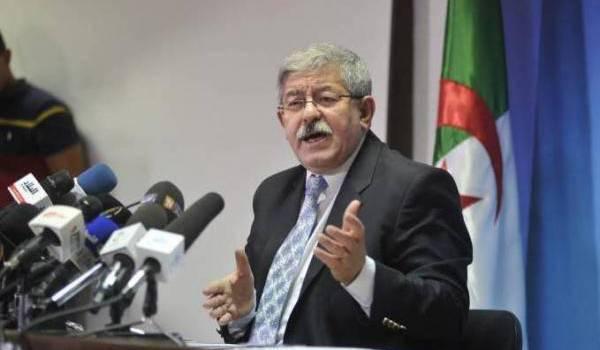 Document. Le discours d'Ahmed Ouyahia à l'APN