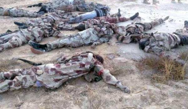18 morts dans une attaque contre des forces de sécurité en Egypte