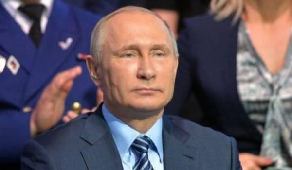 Poutine en froid avec Washington