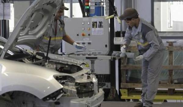 Le tissu industriel algérien est à créer.