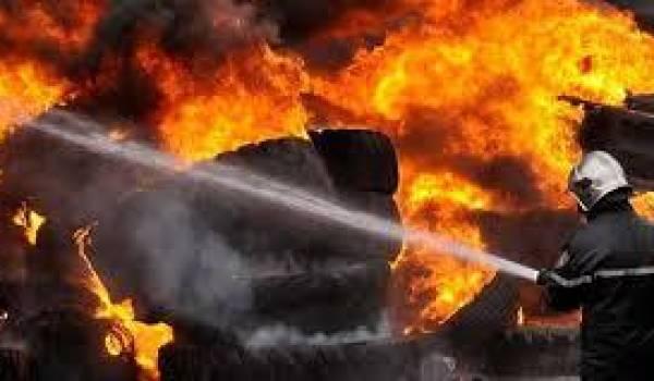 Près de 52 000 hectares ravagés par les flammes durant l'été 2017