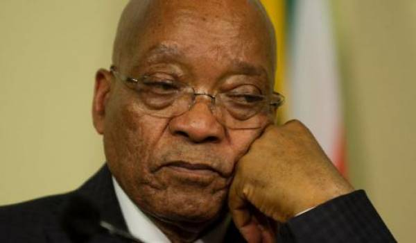 Jacob Zuma est accusé d'avoir touché des pots-de-vin pour un contrat d'armement de 4,2 milliards