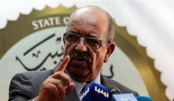 Abdelkader Messahel.