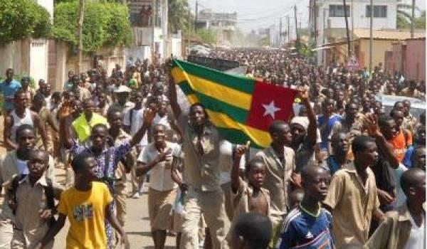 Les Togolais veulent du changement