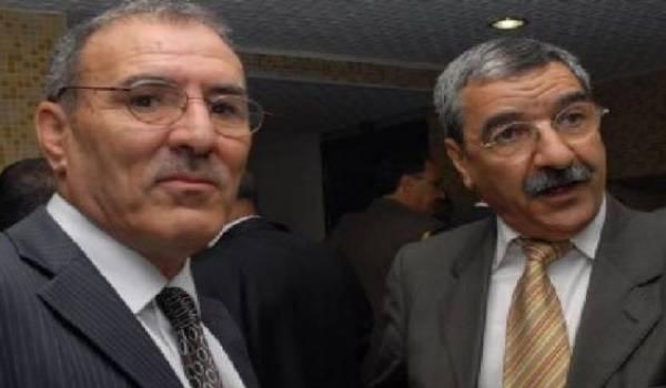 Aït Hamouda et Said Sadi, un long compagnonnage qui se termine devant la justice.