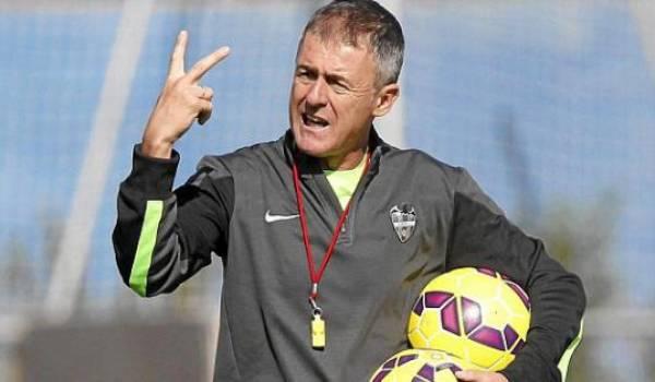Lucas Alcaraz écarte certains joueurs de l'EN.