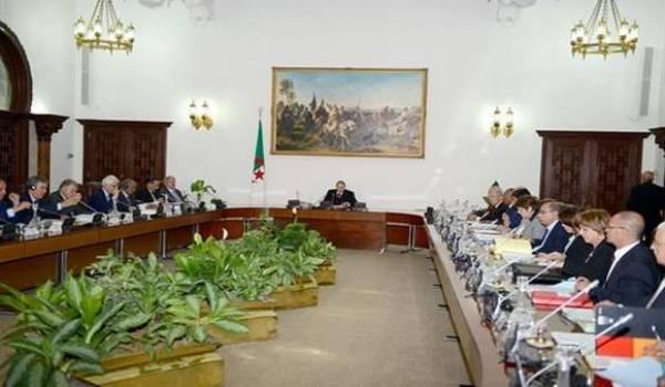 C'est le 3e conseil des ministres de l'année.