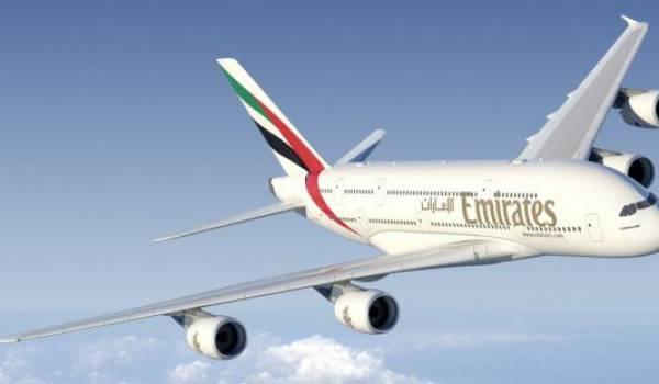 Voyage gratuit pour les enfants avec Emirates Airlines