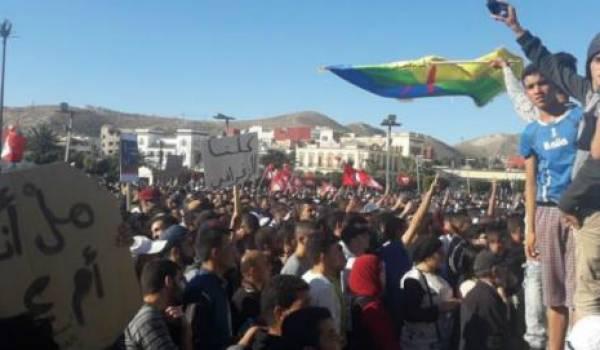 L'Union européenne ferme les yeux sur la répression du Mouvement populaire du Rif.