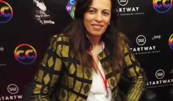Meriem Belazouz.