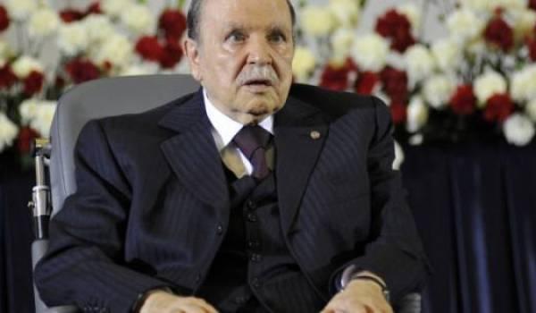 Abdelaziz Bouteflika, récidiviste ès-viols de la constitution est aussi un éternel postulant au prix Nobel de la paix !