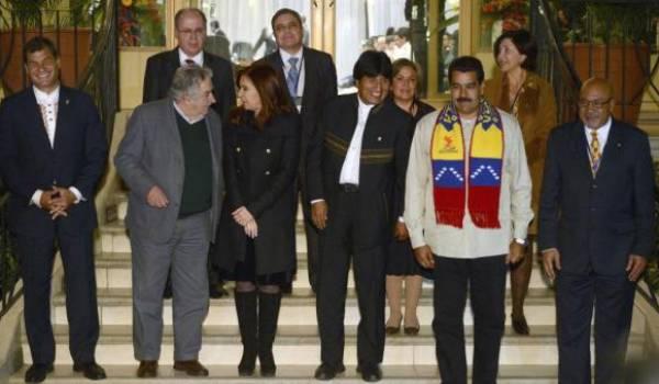 L'Amérique latine a pris un virage à gauche.