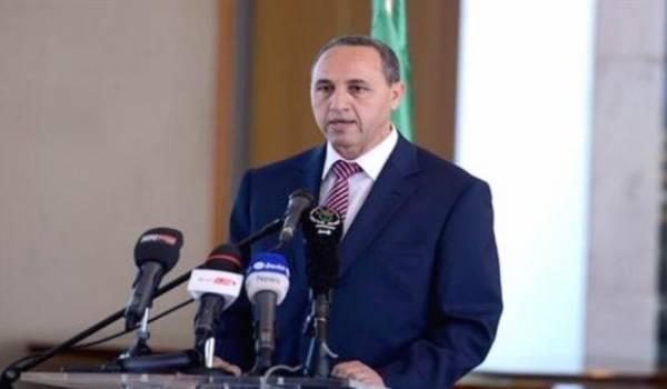 Le ministre de la Culture, Azzedine Mihoubi.